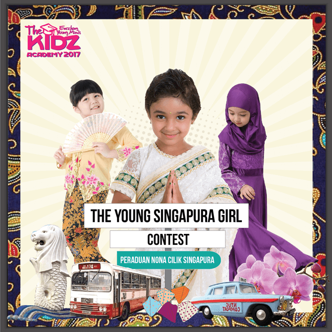 The Young Singapura Girl Contest