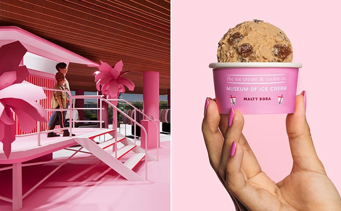 Get A Taste Of The Museum Of Ice Cream At Design Orchard From 30 April To 27 May