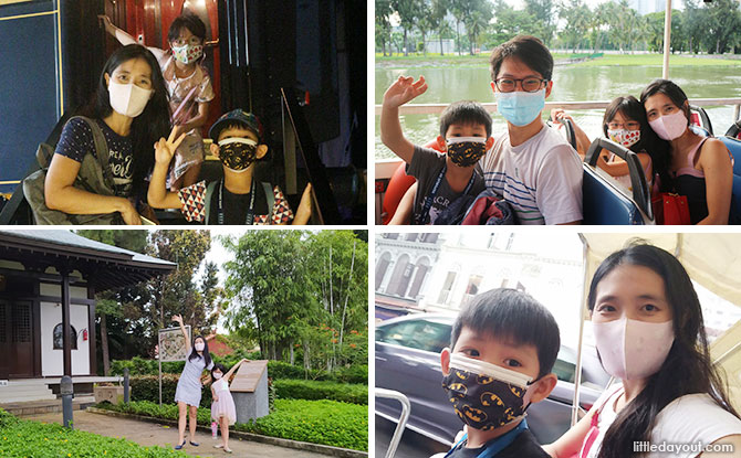 Around World In Singapore In 8 Days: A Whirlwind Family Adventure