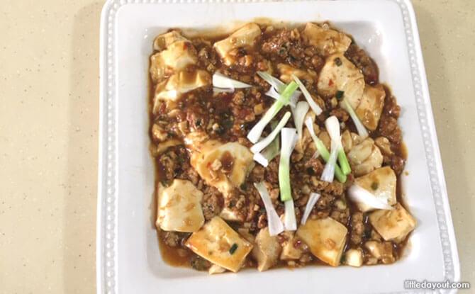 Simple Home-Cooked Recipe: Mapo Tofu Dish