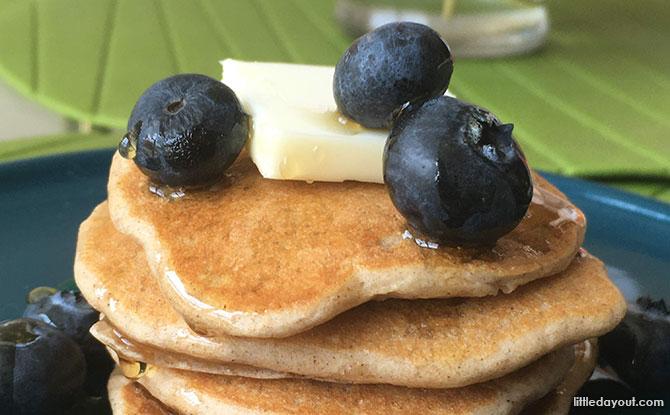 Easy DIY Pancakes Recipe