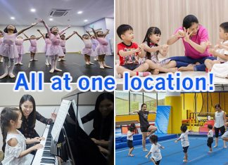 SAFRA Punggol Is Home To Art, Dance, Music & Language Enrichment Centres, Making It A Convenient, One-Stop Spot For Fun And Learning
