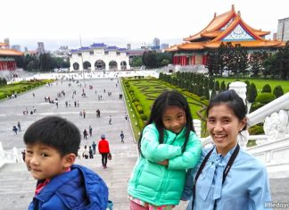 Taiwan with Kids: A Short Stopover