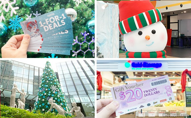 The Great Winter Galore at Aperia Mall: Win An iPhone 12 Pro, Get Vouchers & 1-For-1 Deals