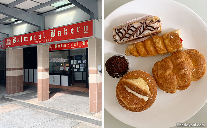 Balmoral Bakery: Traditional Pastries & Cakes At Sunset Way