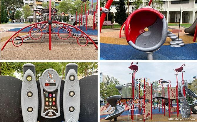 Beauty Garden Park: Playground With Neighbourhood Fun At Bukit Batok