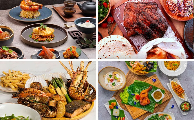 Father's Day Dining Ideas: Celebrate With Super Dad Over Food