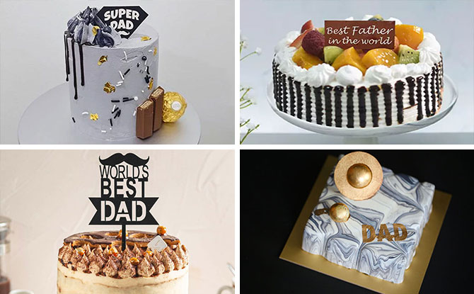 Father's Day Cakes 2021: Cake Designs To Celebrate SuperDads