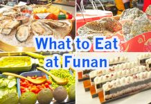 Funan Food: 13 Eye-Catching Eateries At The Digital Lifestyle Mall