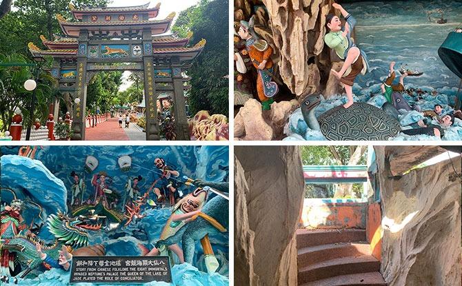 Haw Par Villa: Singapore's Lost World of Legends