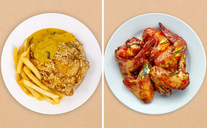 Salted Egg Chicken Dishes Coming To IKEA Singapore From 7 Sep 2020