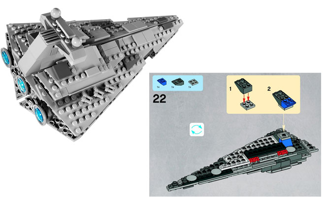 LEGO Building Instructions Online: Rebuild Your Model With Thousands Of Booklets Online
