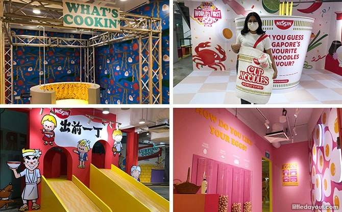Slurping Good! : Singapore's First Instant Noodle-Themed Playground