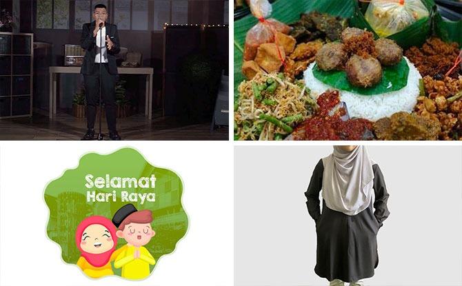 5 Things At The Online Hari Raya Bazaar