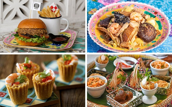 10+ Spots For Peranakan Food In Singapore