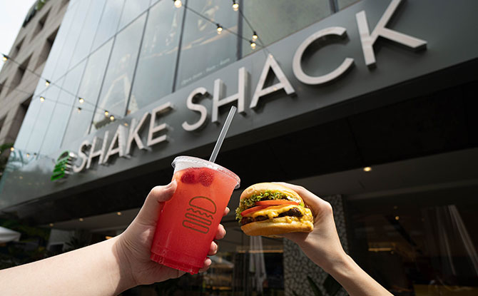 6 Things To Know About Shake Shack Orchard Road