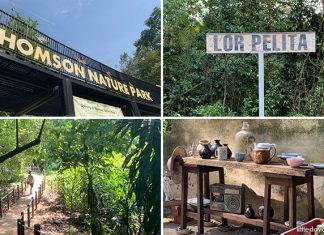 Thomson Nature Park: Walk Amongst The Ruins of a Hainanese Village