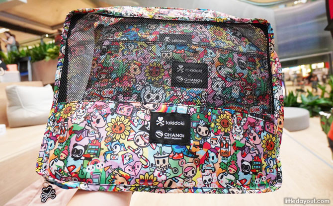 Tokidoki Premiums At Changi Airport: Travel The World In Style