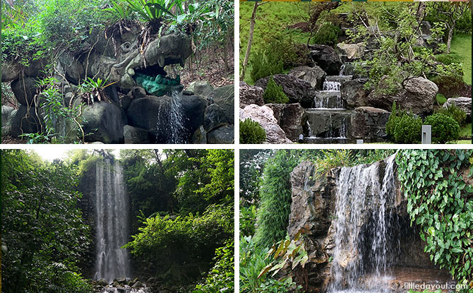 Rediscover Singapore: 8 Of The Most Photogenic Waterfalls In Singapore