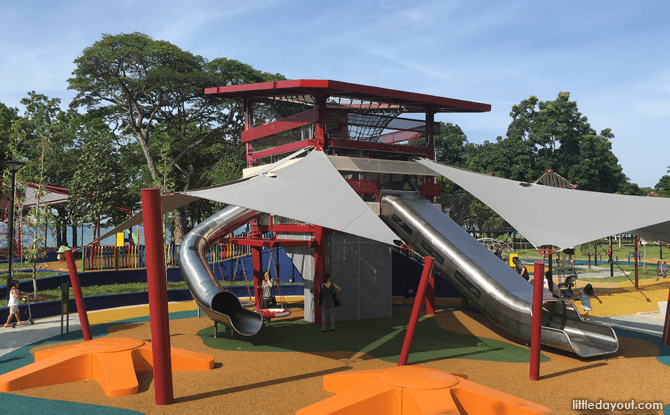 Marine Cove Playground, East Coast Park, Singapore