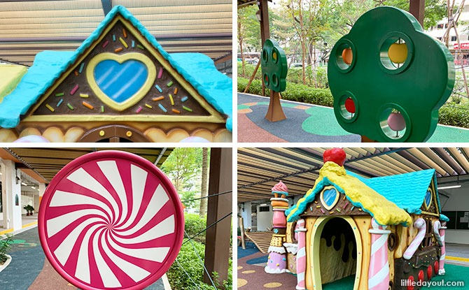 Hansel And Gretel Playground At Clementi: A Candy Trail For Kids