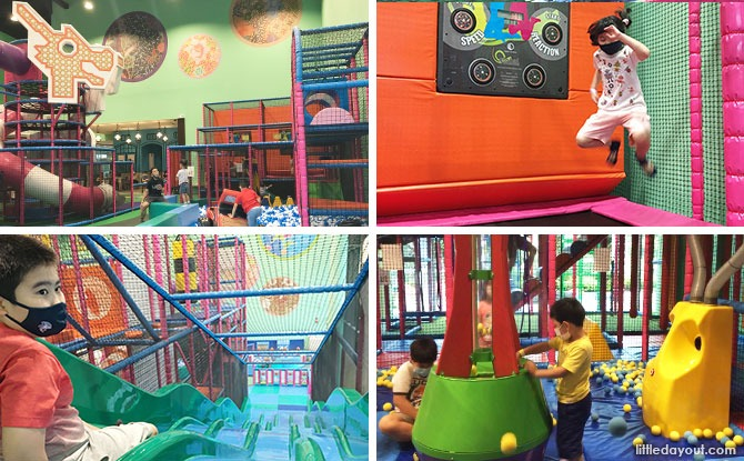 T-Play @ HomeTeamNS Khatib: A Flurry Of Fun In Motion At The Peranakan-Themed Indoor Playground