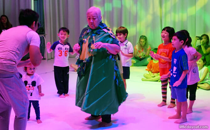 The Artground's 100 and 100 More Festival for Young Audiences