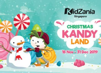 Sweeten Your Holidays With A Sugary Hangout At Christmas Kandy Land At KidZania Singapore