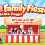 My Family Fiesta @ SAFRA Punggol: Role-Playing Fun For Kids, Family Bazaar, Games, Crafts, And More!