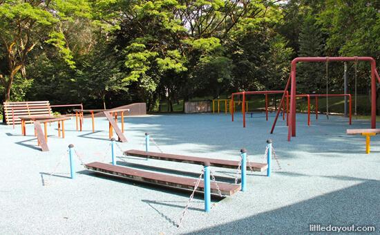 Army Museum Playground