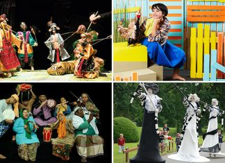 3.5-Metre Tall Puppets, Ancient Folk Tales Reimagined For Kids, Discover Woodlands Through a Walking Trail, And Other Ways To Experience Arts In Your Neighbourhood In November 2018