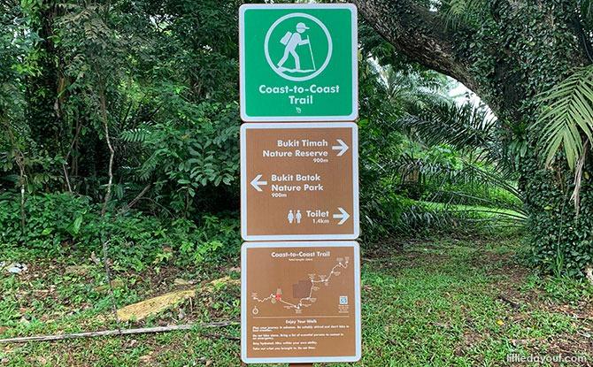 Part of the Coast-to-Coast Trail