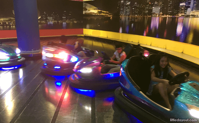 Bumper Cars in Singapore