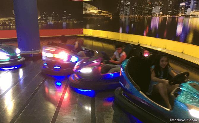 Bumper Cars in Singapore
