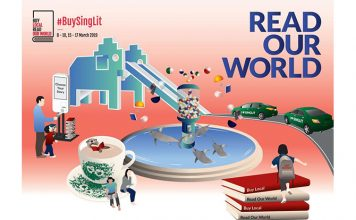 #BuySingLit 2019: Stories Come Alive For Children With Pancake-Making, Fossil Show-And-Tells And Other Activities Over