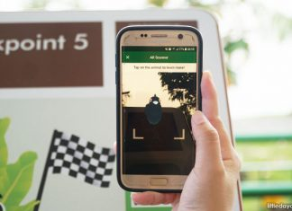 NParks Is Giving Away 10 Phones In The 36-Hour Coast-To-Coast Challenge From 30 to 31 March 2019