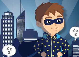 Trouble Getting The Kids To Bed? Captain Sleep And The FREE Sleep Kit Are Here To The Rescue!