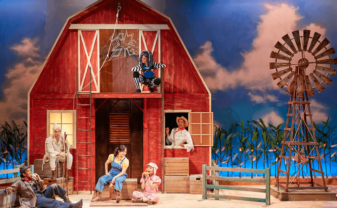Charlotte's Web Review