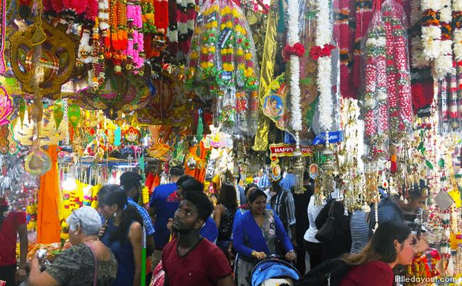 Deepavali Festival Village