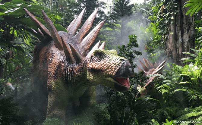 Zoo-rassic Park's Dinosaur Valley