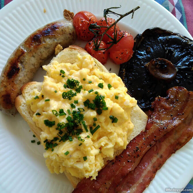 Cooking with Kids 101: Easy Meals Children Can Help Prepare - Scrambled Eggs