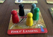 Forbidden Island Card Game: Cooperative Game For The Win