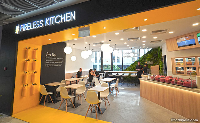 Fireless Kitchen - Funan Food