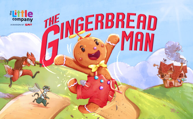 Catch The Gingerbread Man!