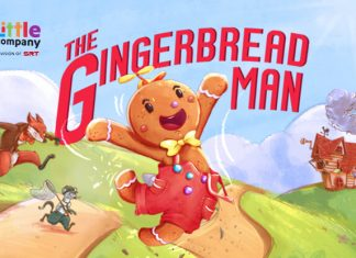 SRT's The Little Company's The Gingerbread Man: A Fresh Musical Spin On The Running Cookie
