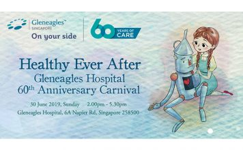 Healthy Ever After: Take Part In A Fairytale Health Carnival