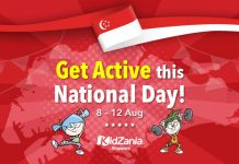 KidZania Singapore Is Having Exciting National Day-Themed Activities Over The 8 To 12 August Long Weekend