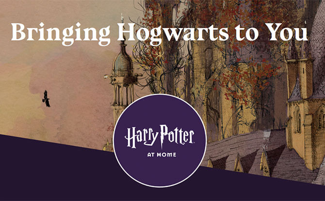 Harry Potter At Home: Crafts