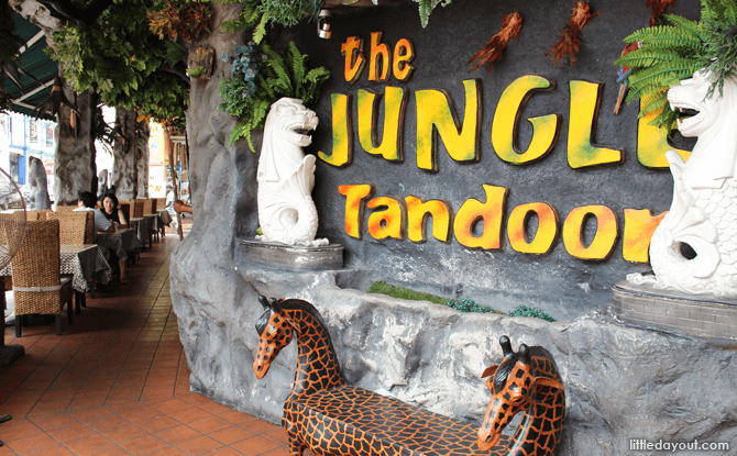 Jungle Tandoori