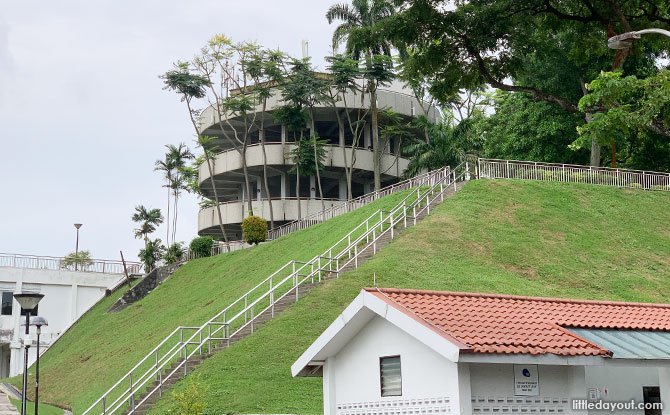 Lookout Tower at Jurong Hill Park